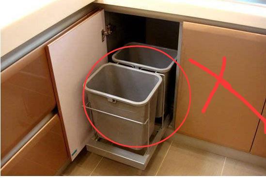 嵌入式垃圾桶