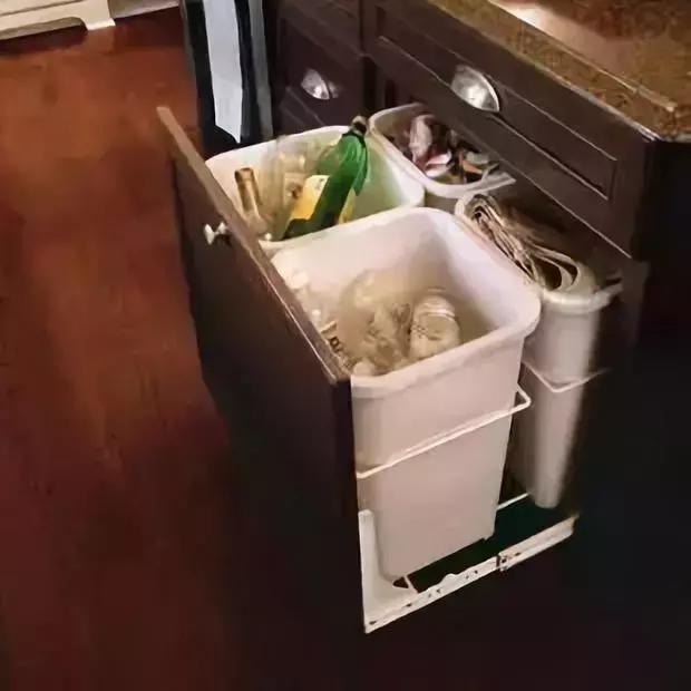 隐藏垃圾桶