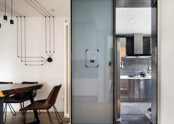 厨房安装什么门有利于风水