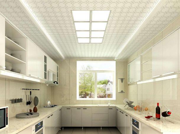厨房竟然有这么多种吊顶方式,看完你就知道!