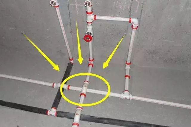 正确水管的安装方式 省钱省力又省心