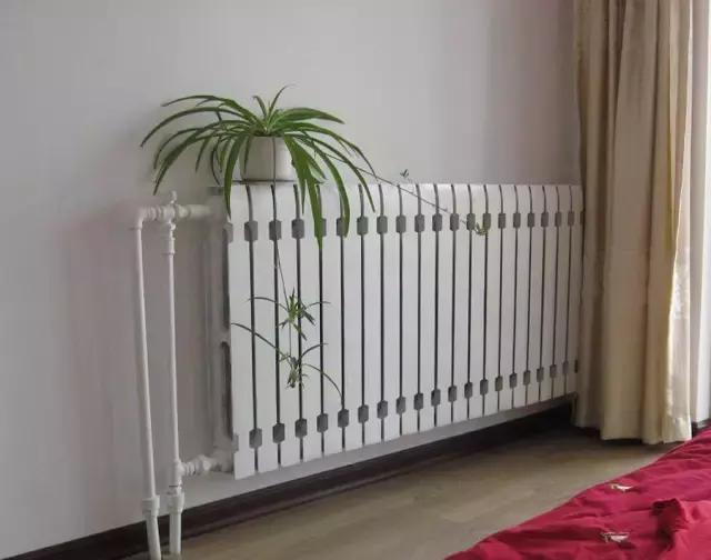 装修散热器什么时分安装