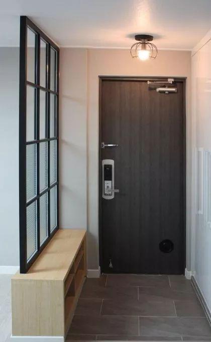 何为好的进门玄关改造?就是让你开门即遇见美妙