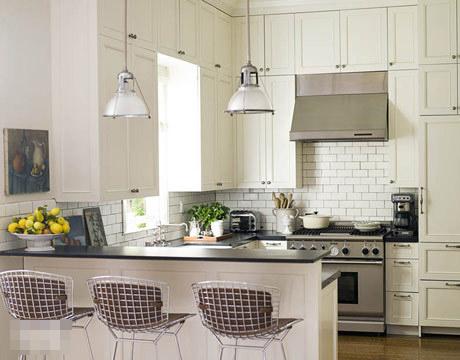 厨房和餐厅一体设计