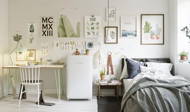 夏季室内太酷热,简单3招,从视觉上为家快速降温