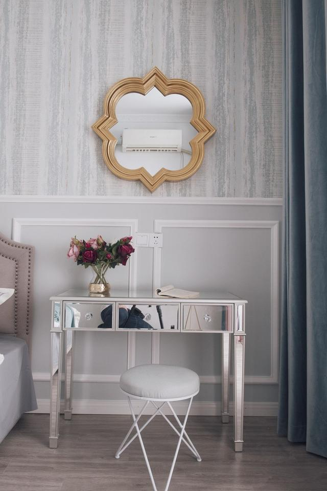 85㎡老房改造!纯白简美作风,卧室带浴缸,一个人的低调豪华~