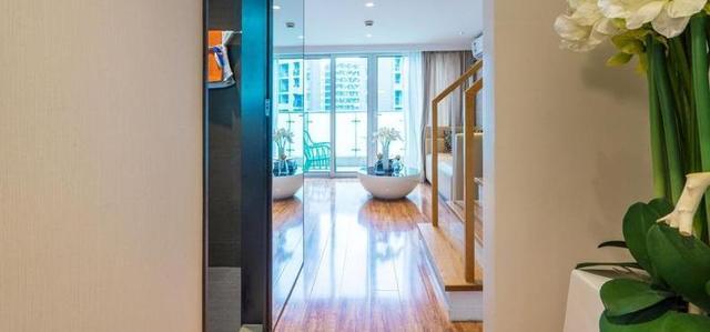 关于玄关设计技巧 想要打造温馨的家这点很关键